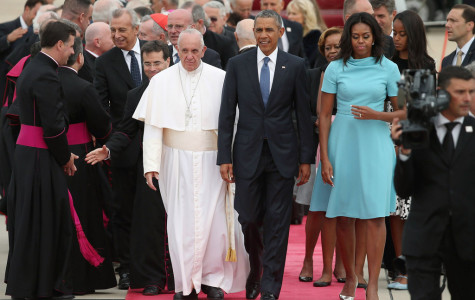 Pope Francis Visits United States: Spreads Message Americans Can Get Behind
