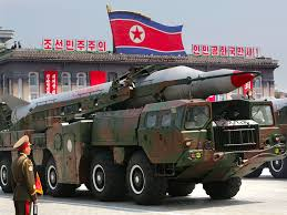 North Korean Atomic Weapons Program