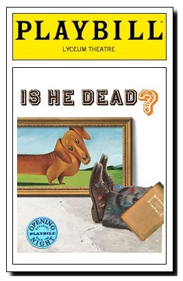 "Play Review: ""Is He Dead?"""