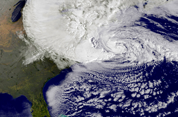 Hurricane Sandy: The Superstorm