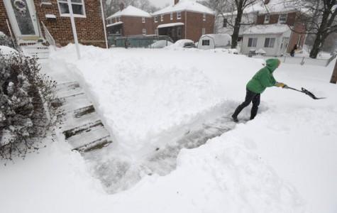 Winter Storm Jonas: Northeast Hit Hard