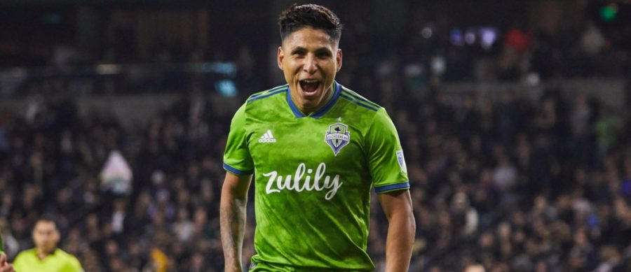 Raul+Ruidiaz+of+the+Seattle+Sounders%0Acr.+USA+Today+Images